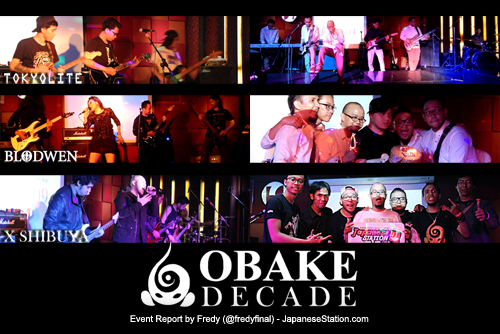 00 COVER OBAKE EVENT REPORT