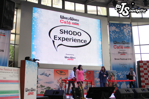 04 Nachu perform Shodo