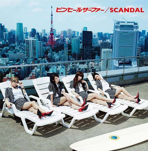 "SCANDAL Ungkapkan PV Single ""Pin Heel Surfer"""