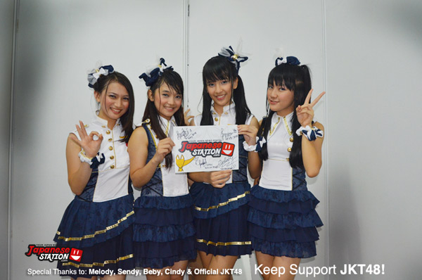 [SPESIAL] Interview with JKT48 Member: Melody, Sendy, Beby & Cindy