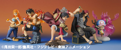 one piece episode of characters - main