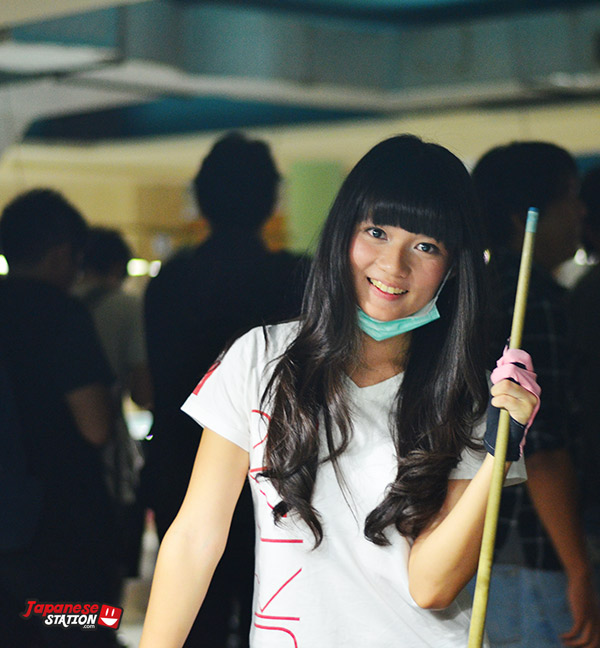 JKT48-billiard