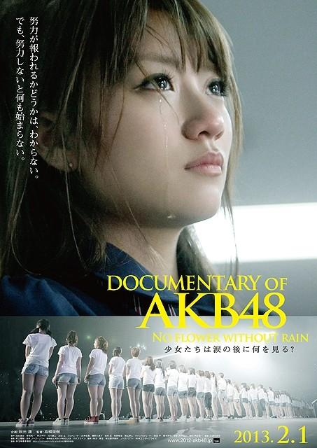 akb_no flower_poster