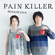 moumoon - pain killer [cd+blu ray]
