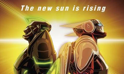 tiger bunny the rising poster - crop
