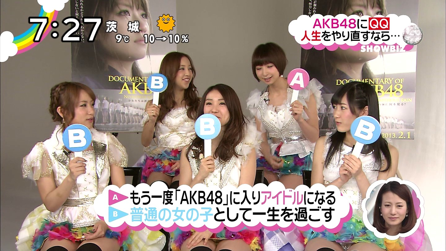 akb48 - ZIP interview 01