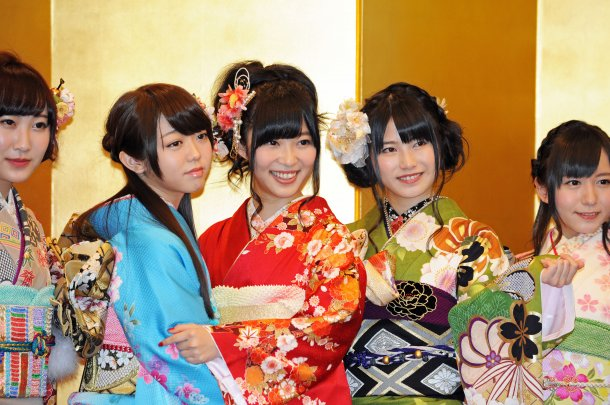 coming of age day 01 - akb48