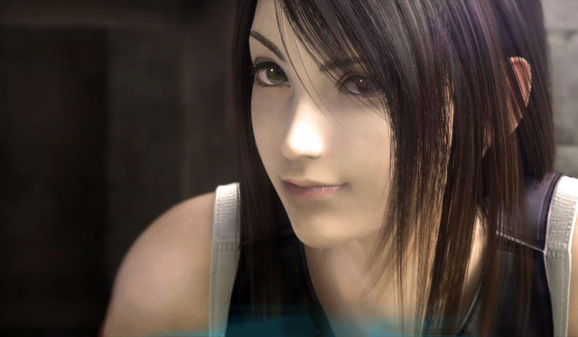 final fantasy girls - tifa