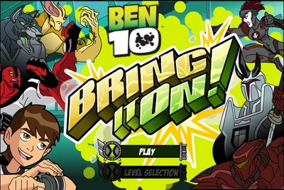 play free games now for ben 10
