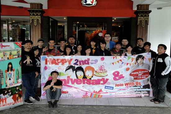 Gakarian Indonesia 2ND Anniversary