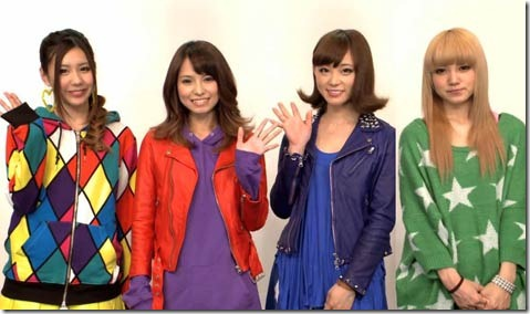scandal - video message 2013