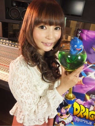 shokotan - dragon ball z battle of gods recording 07