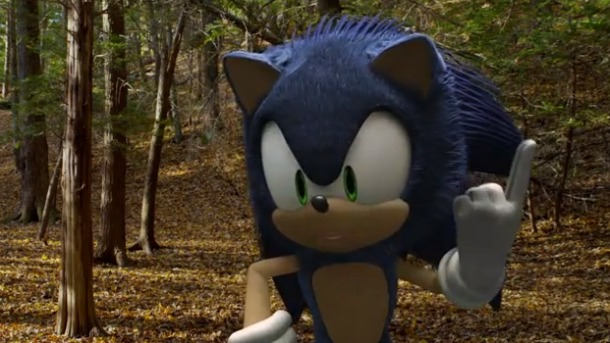 sonic the hedgehog - fan-made live action