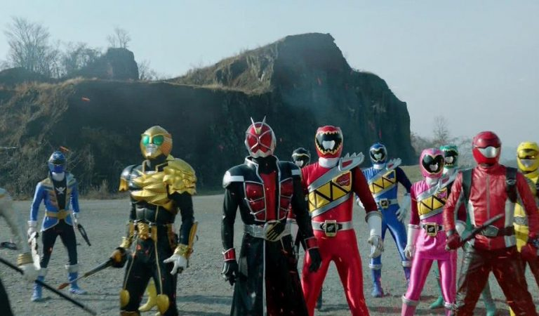 "Debut Teaser Untuk Film ""Kamen Rider × Super Sentai × Space Sheriff: Super Hero Taisen Z"""