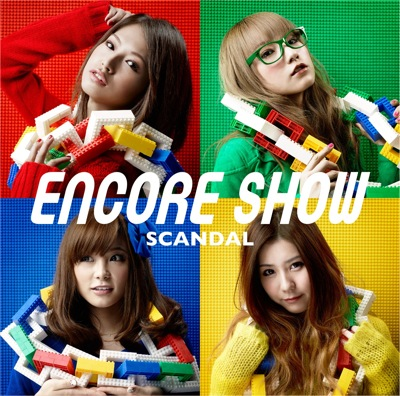 SCANDAL ENCORE SHOW Limited cover