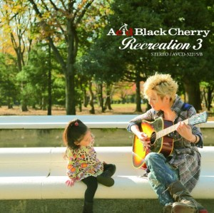 acid black cherry_recreation3_cd+dvd