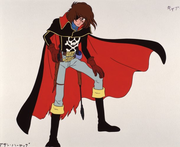 captain harlock 01