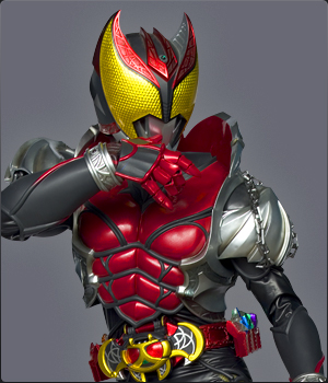 kamen rider girls 09 - kiva