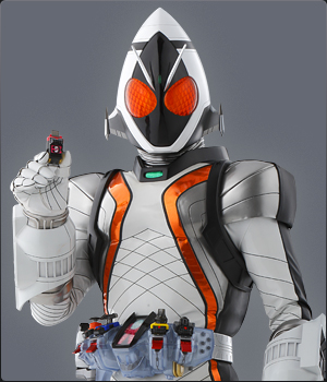 kamen rider girls 17 - fourze