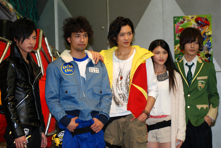 kyoryuger press conference 03