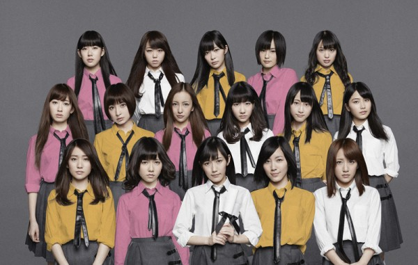 akb48 - dareka no tame ni project 02