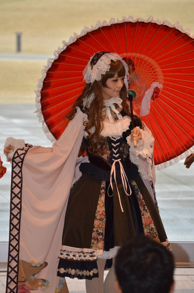 kaga yuzen x lolita fashion contest 19
