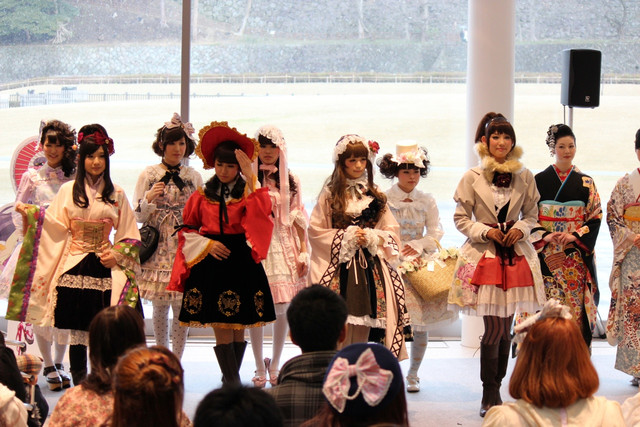 kaga yuzen x lolita fashion contest 21
