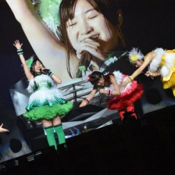 momoiro clover z - 5th dimension tour 01