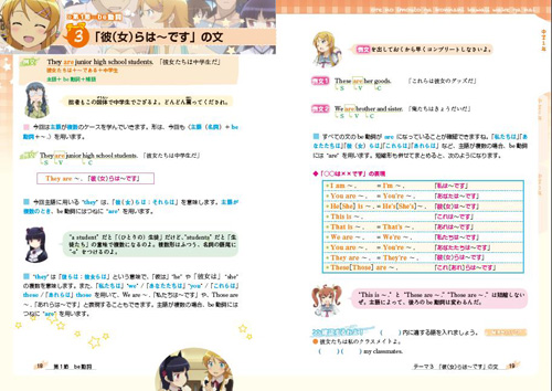 oreimo learning english book 02