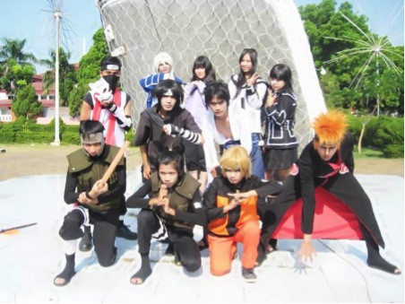 [Local Community] Shinchi kousen shinzoku , Komunitas Cosplay dari Cirebon