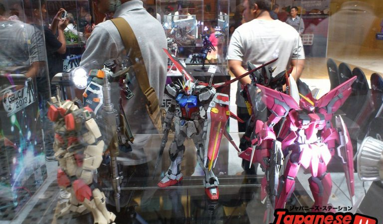 Liputan Gunpla Builders World Cup 2013