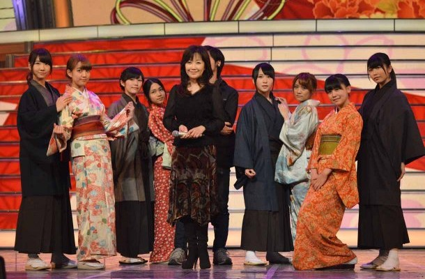 A-Sneak-Peak-at-AKB48s-Kohaku-Uta-Gassen-Rehearsal-2-610x400