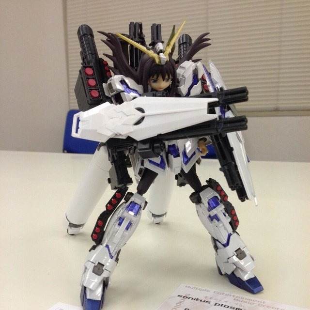 Gundam crazy custom (7)