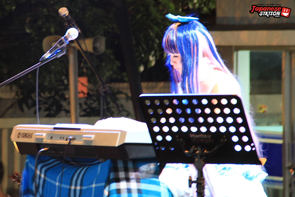 26 foto Clarissa Punipun - piano perform