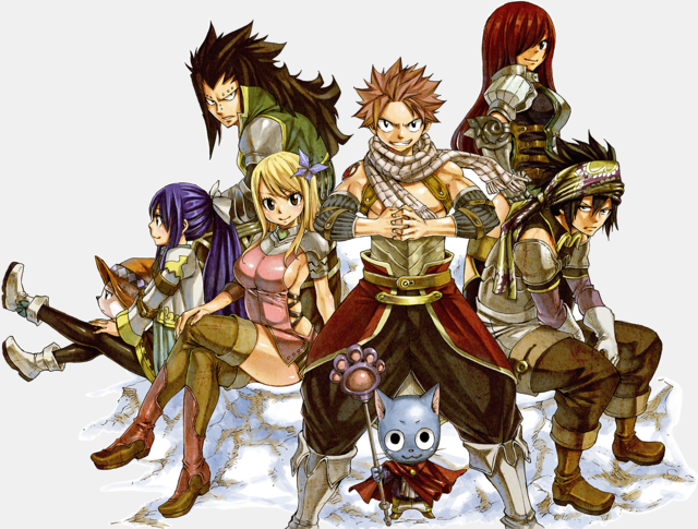 Fairytail new visual (11)