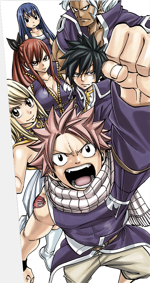 Fairytail new visual (3)