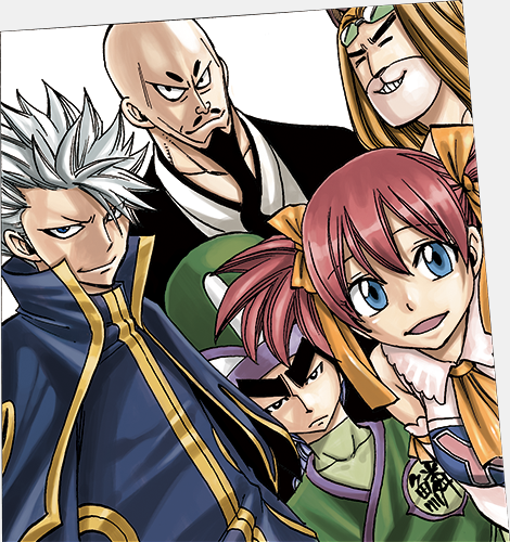 Fairytail new visual (5)
