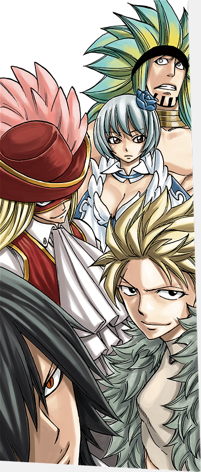 Fairytail new visual (9)