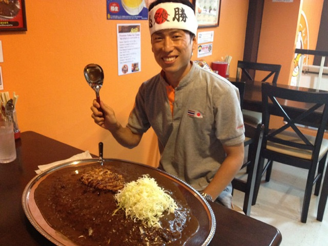 Japanese Curry Challenge2