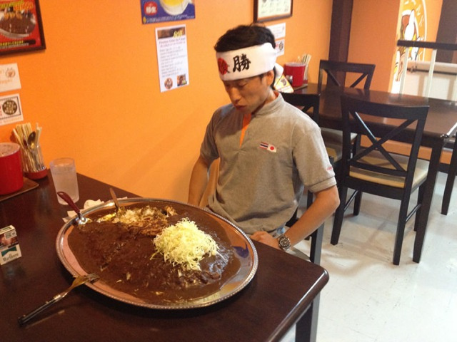 Japanese Curry Challenge3