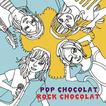 POP CHOCOLAT new mini album