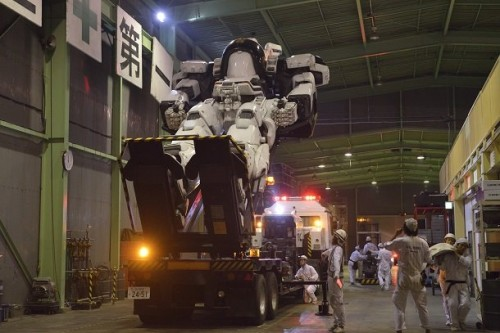 patlabor screenshot (10)