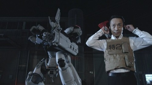 patlabor screenshot (3)