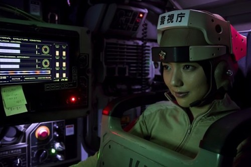 patlabor screenshot