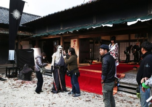 rurouni kenshin behind the scene (1)