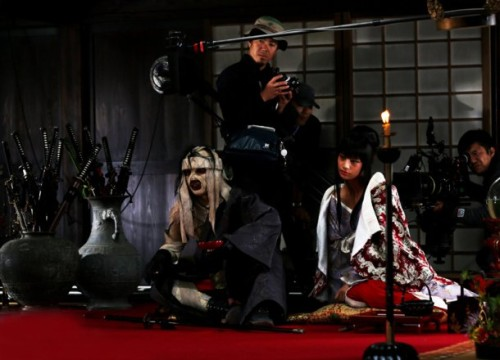 rurouni kenshin behind the scene (2)