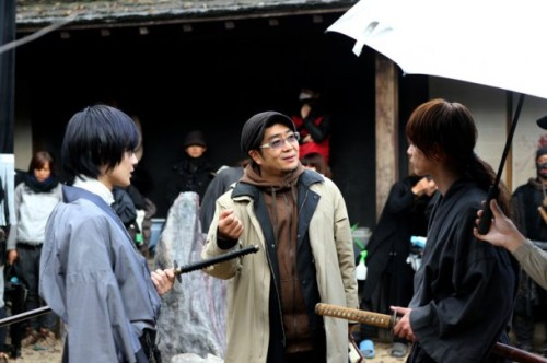 rurouni kenshin behind the scene (4)