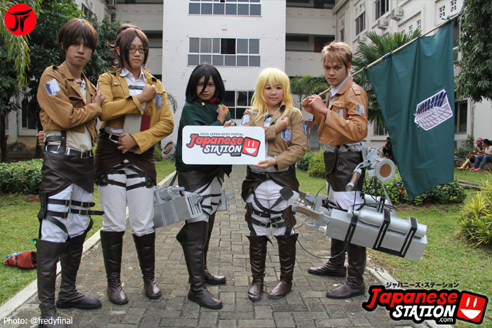 07 Cosplayer