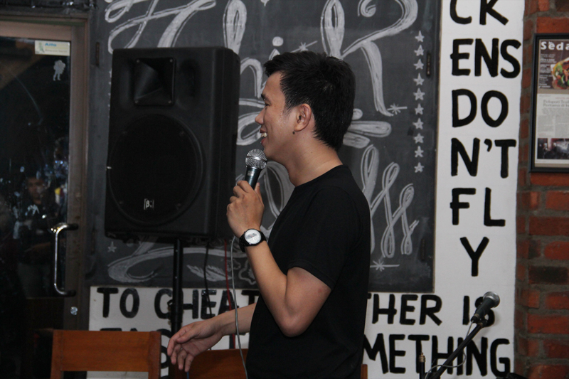 11 STAND UP SHOW