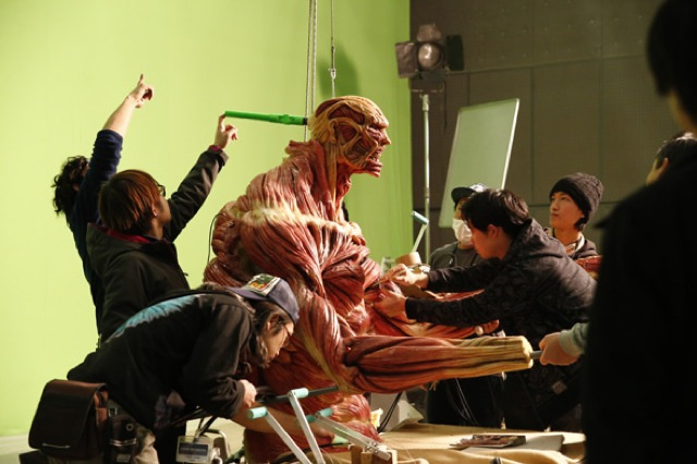 Attack on Titan Live-Action Special Effects (2)